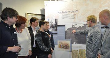 Anne-Frank-Ausstellung in Oberschwaben